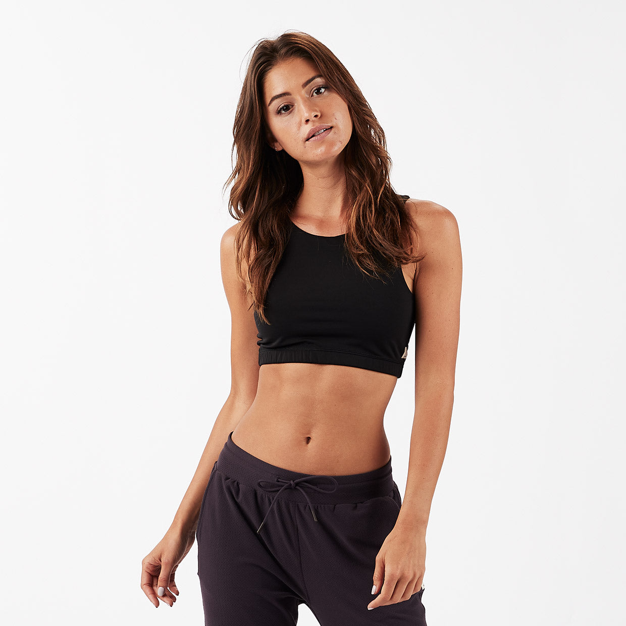 Altitude Sports Bra | Black