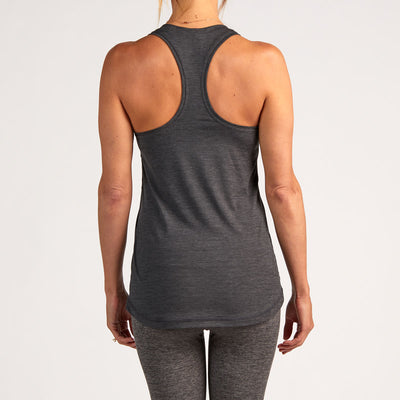 Beacons Performance Top | Charcoal Heather