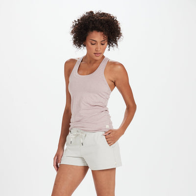 Lux Performance Tank | Dusk Heather
