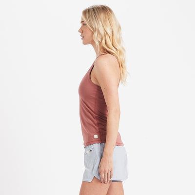 Lux Performance Tank | Rust