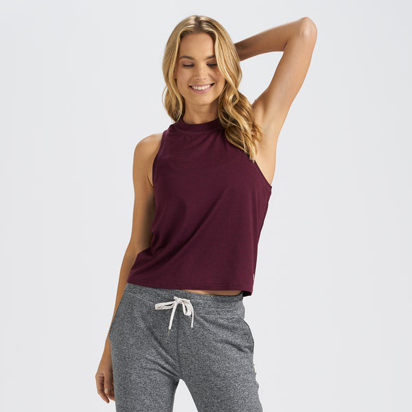 Energy Top | Cerise Heather