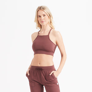 Madeleine Sports Bra | Fig