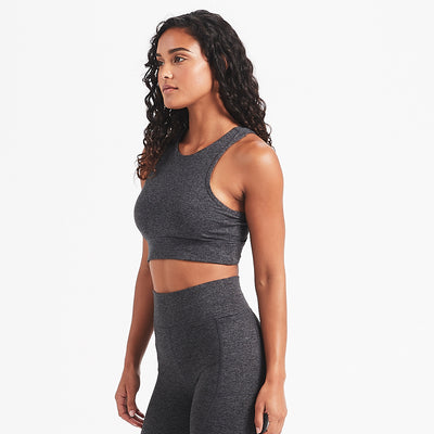 Elevation Bra | Charcoal Heather
