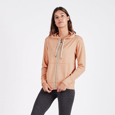 Halo Performance Hoodie | Sunset Heather