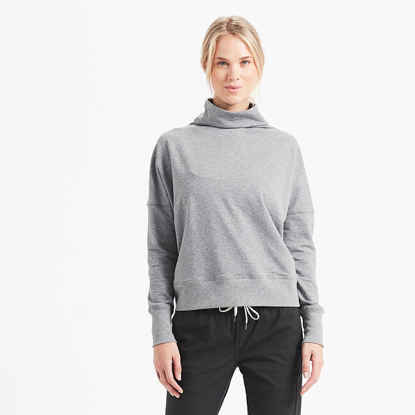 Cleo Sweatshirt | Heather Grey