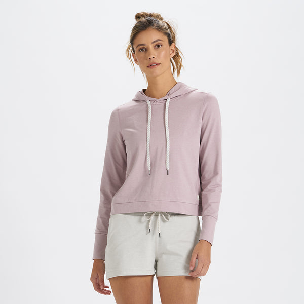 Halo Essential Hoodie | Dusk Heather