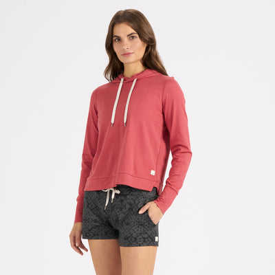 Halo Essential Hoodie | Sierra Heather