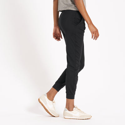 Performance Jogger - Long | Black