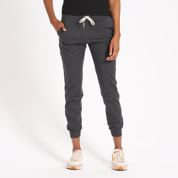Performance Jogger - Long | Charcoal Heather