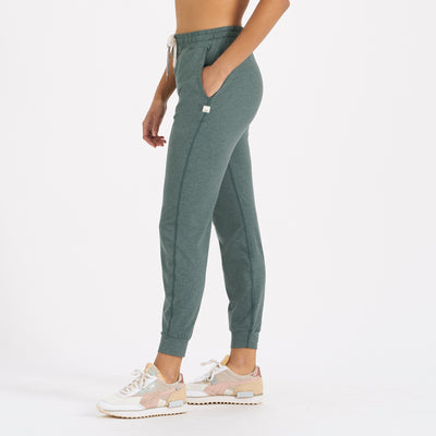 Performance Jogger - Long | Kelp Heather
