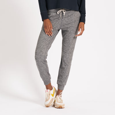 Performance Jogger - Long | Heather Grey