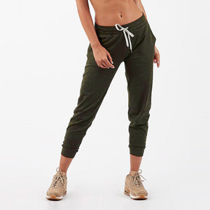 Performance Jogger | Evergreen