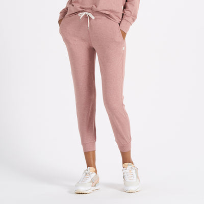 Performance Jogger | Burnt Clay Heather