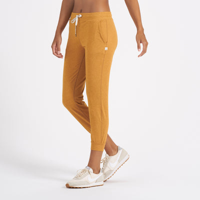 Performance Jogger | Flax Heather