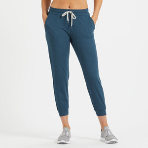 Performance Jogger | Indigo Heather