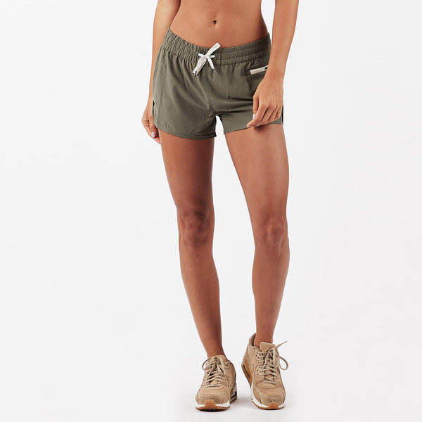 Clementine Short | Light Olive