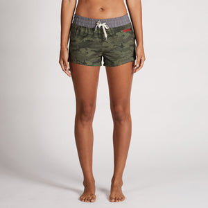 Clementine Short | Army Camo