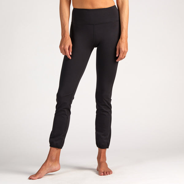 Willa Legging | Black Camo