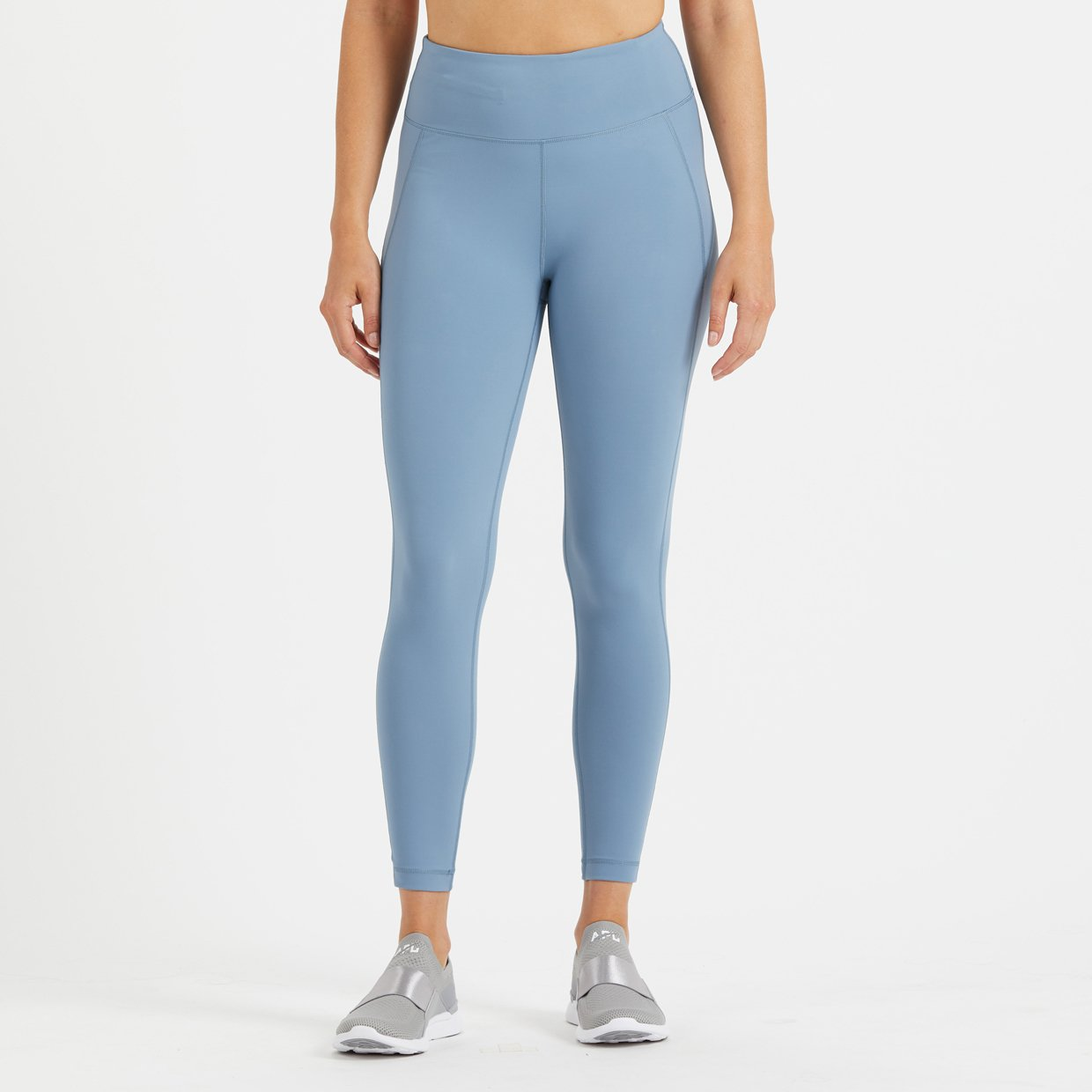 Pace High Rise Legging | Cloud