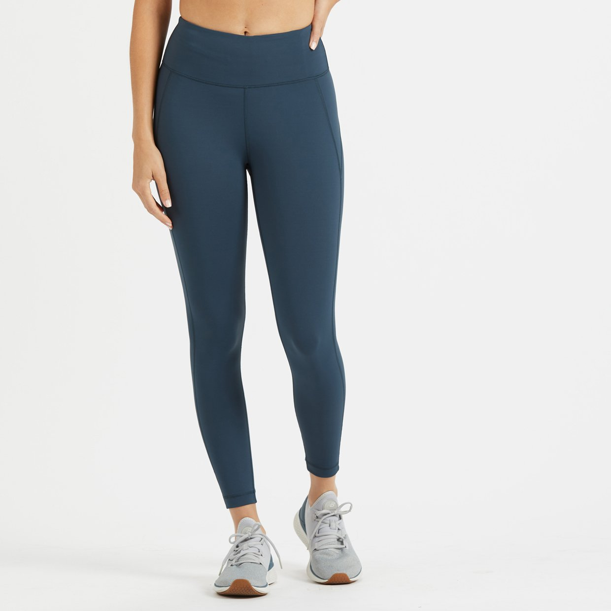 Pace High Rise Legging | Indigo