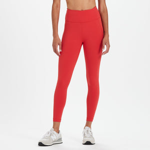 Pace High Rise Legging | Melon