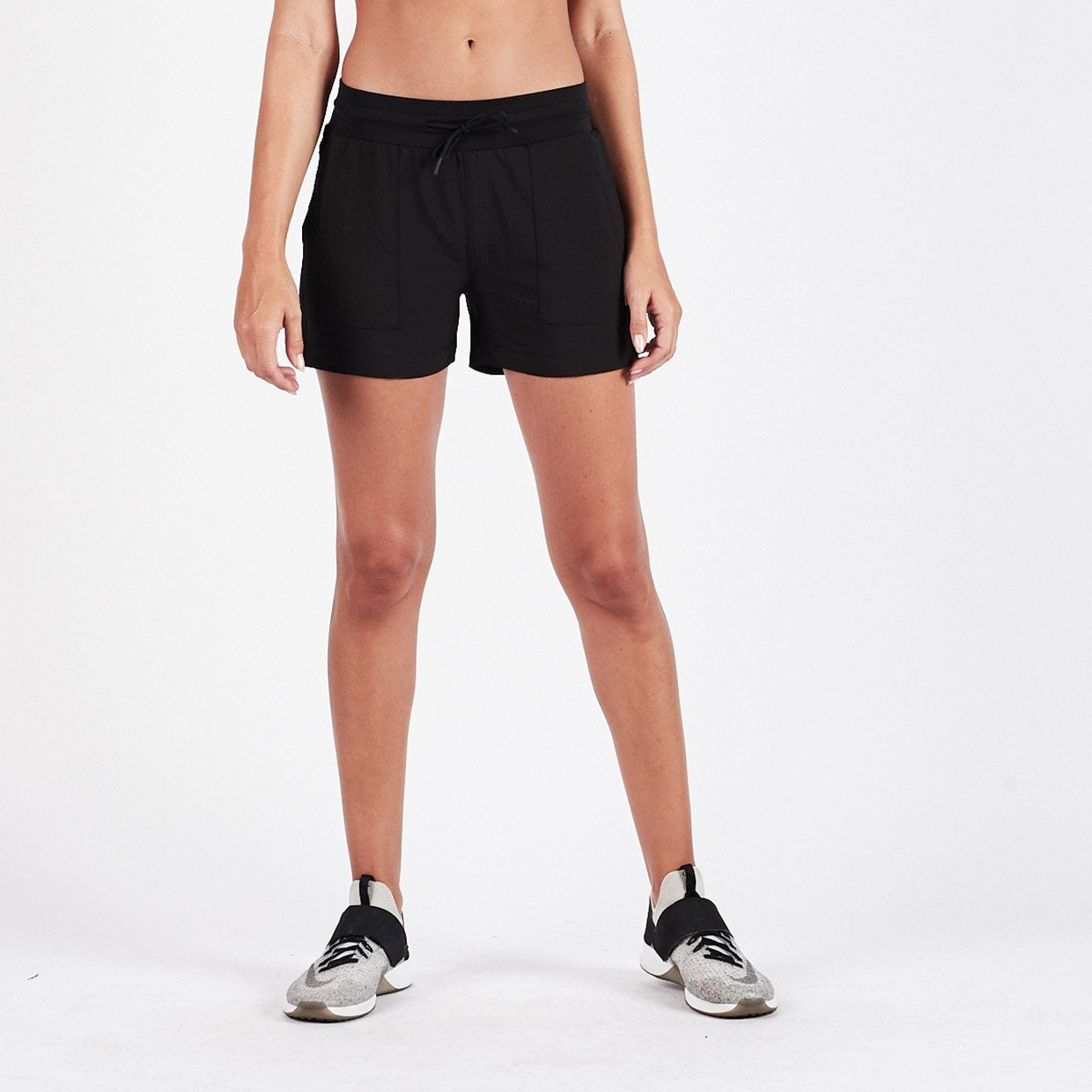 Summits Woven Climbing Short - Black - Black 1