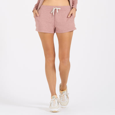 Halo Performance Short | Burnt Clay Heather