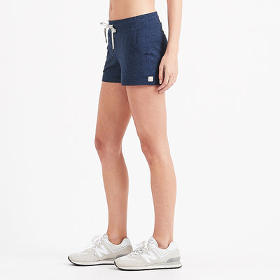 Halo Performance Short | Navy Heather