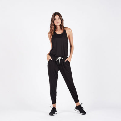 Luna Jumpsuit | Black