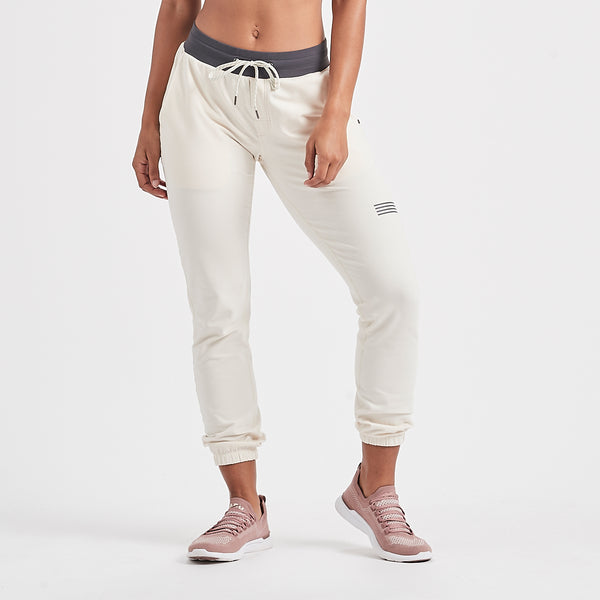 Laguna Lounge Pant | Natural