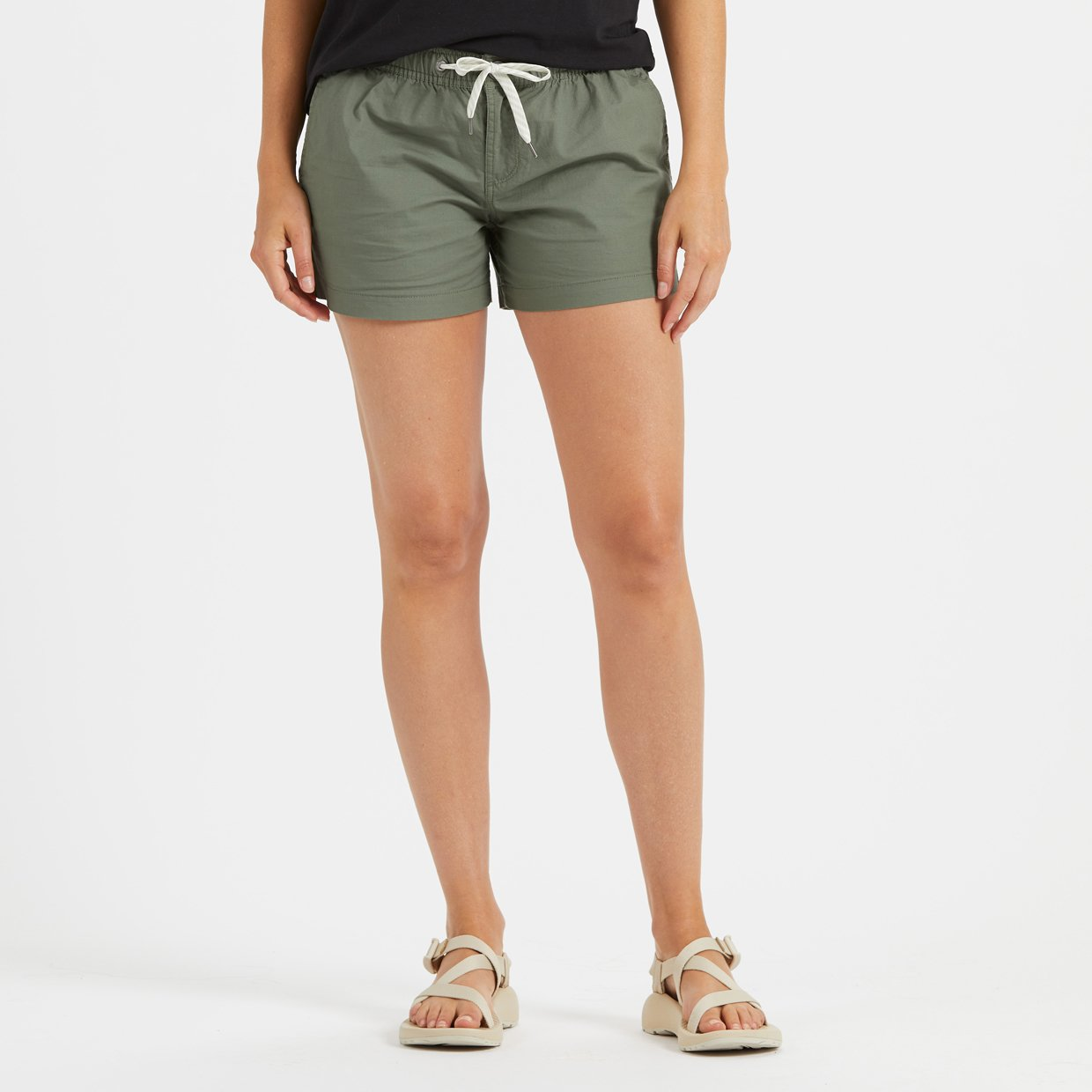 Womens Ripstop Short | Army