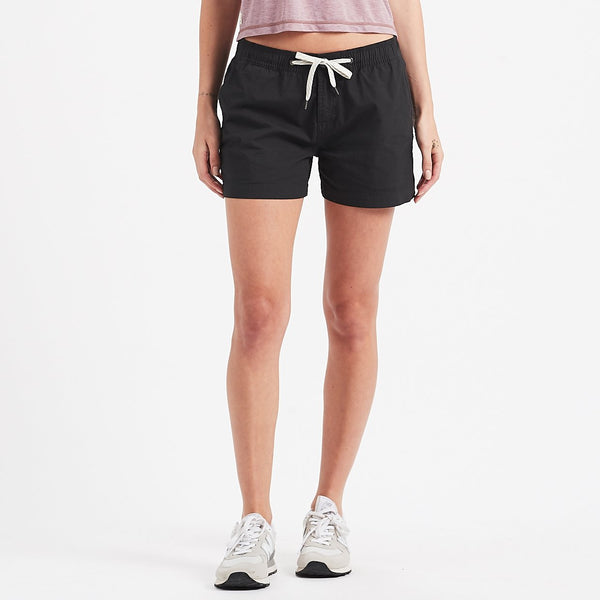 Womens Ripstop Short | Charcoal