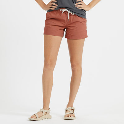 Womens Ripstop Short | Copper