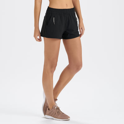 Dash Short | Black