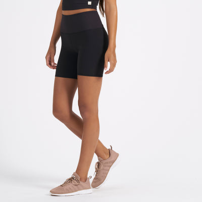 Rib Studio Short | Black