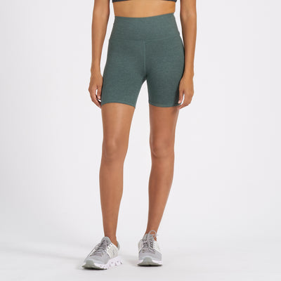 Clean Elevation Shorty | Kelp Heather