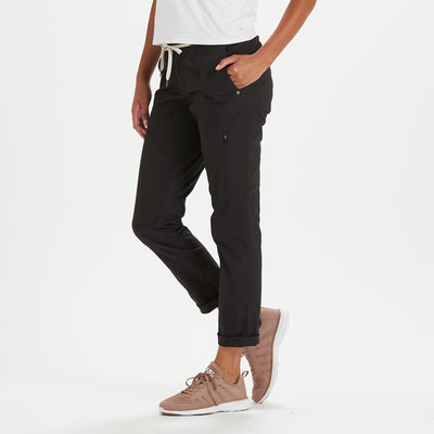 Womens Ripstop Pant | Charcoal