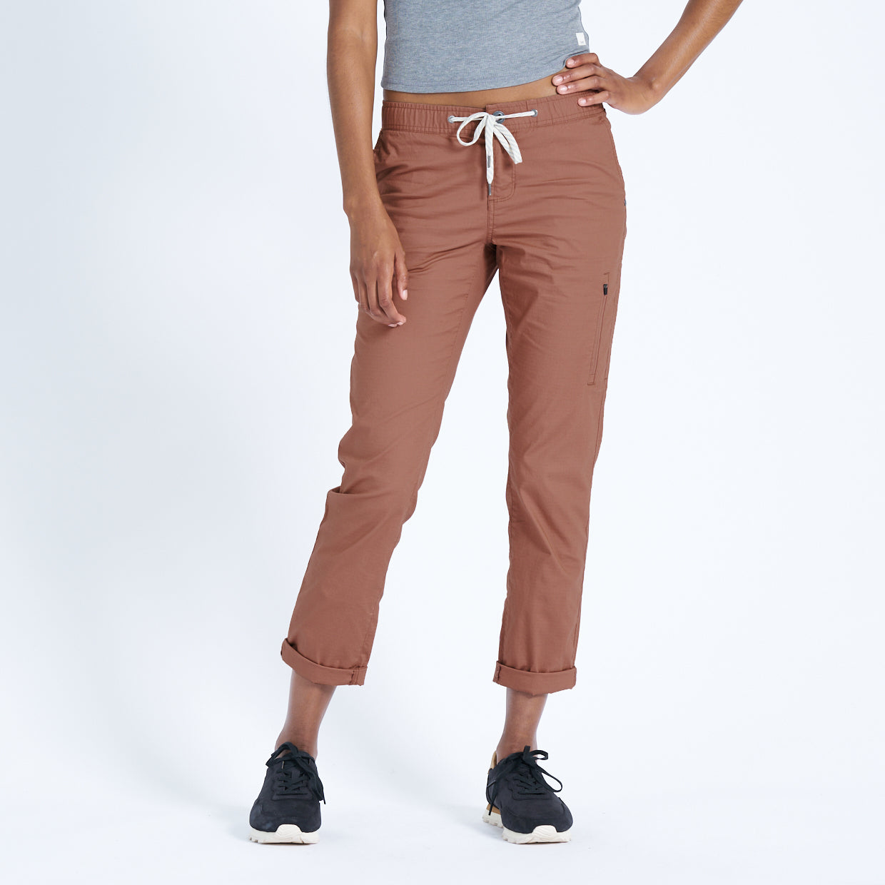 Womens Ripstop Pant | Copper
