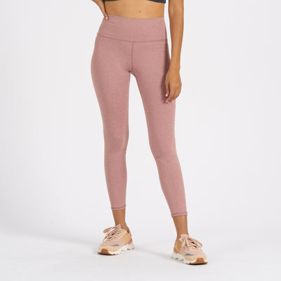 Clean Elevation Legging | Burnt Clay Heather