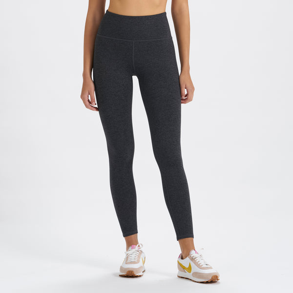 Clean Elevation Legging | Charcoal Heather