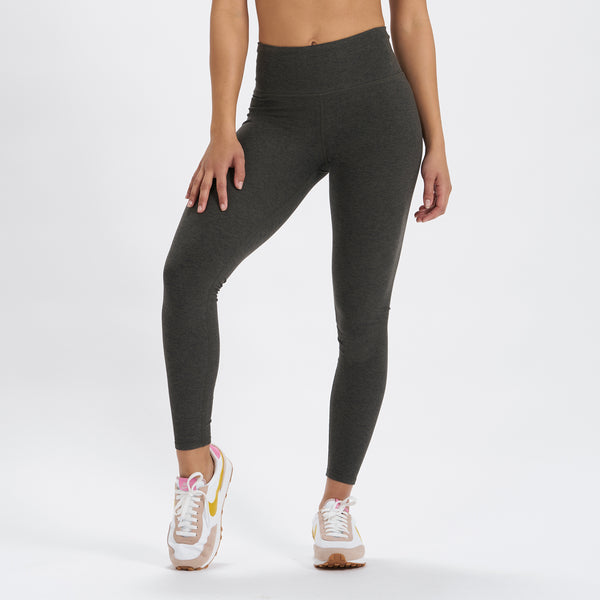 Clean Elevation Legging | Oregano Heather