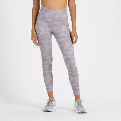 Clean Elevation Legging | Pale Heather Camo