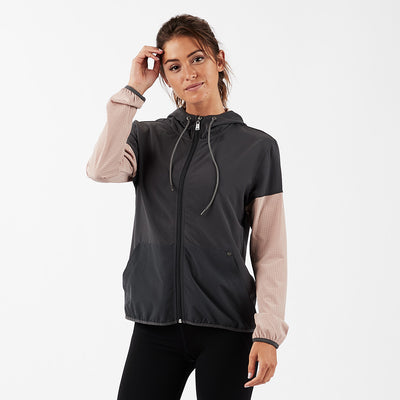 Stonesteps Windbreaker | Charcoal