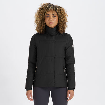 Shasta Insulated Jacket | Black