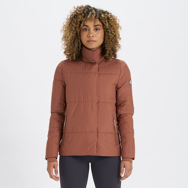 Shasta Insulated Jacket | Copper