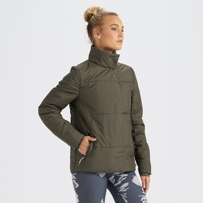 Shasta Insulated Jacket | Oregano