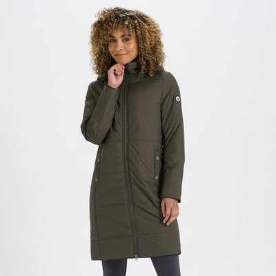 Truckee Insulated Jacket | Oregano
