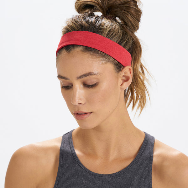 Halo Headband | Melon Heather