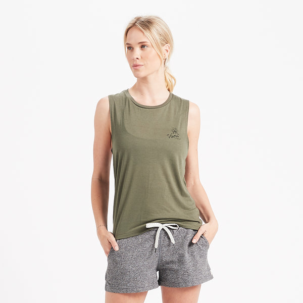 The Peak Tank | Evergreen