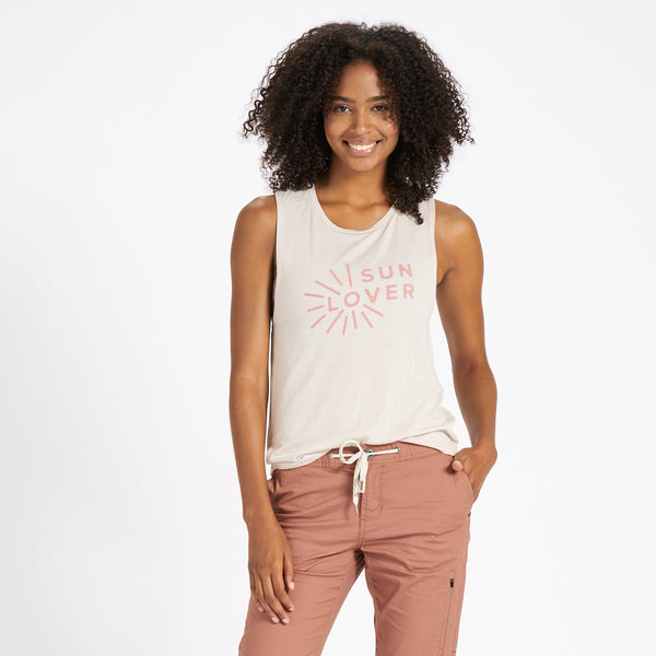 Sun Lover Tank | Putty